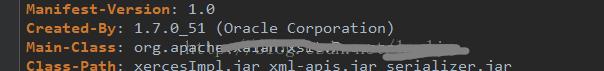 tomcat 高版本 加载MANIFEST.MF 中 class-path 问题(读取jar路径错误问题)